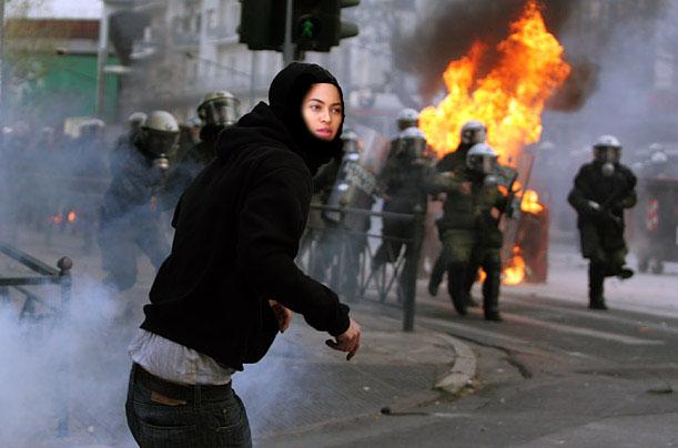 Beyonce riots